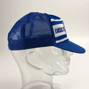 new arrival 8adcc 76e78 MLB Accessories - Kansas City Royals Vintage Snapback Youth Hat
